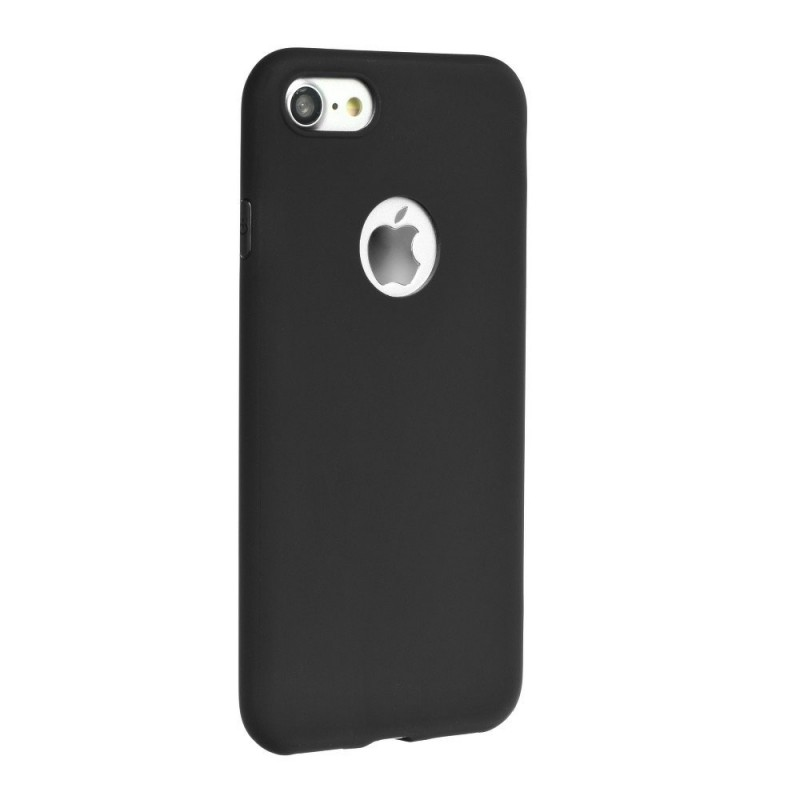 Capa Traseira Soft iPhone 7|8 Plus Preta iPhone 7|8 Plus
