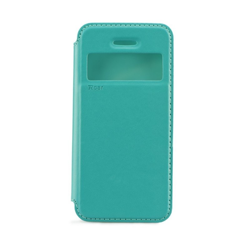 CAPA FLIP C/JANELA ROAR IPHONE 4/4S AZUL iPhone 4|4S