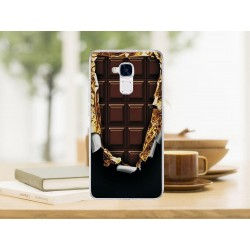 CAPA TRASEIRA CHOCOLATE HUAWEI HONOR 5C / 7 LITE