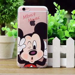 CAPA TRASEIRA MICKEY MOUSE IPHONE 7
