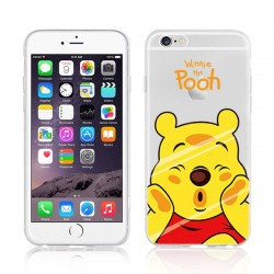 CAPA TRASEIRA WINNIE THE POOH IPHONE 6/6S PLUS iPhone 6|6s Plus