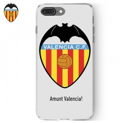 Capa iPhone 7 Plus / iPhone 8 Plus Oficial Futebol Valencia CF iPhone 7|8 Plus