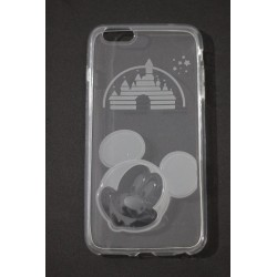 CAPA 3D MICKEY IPHONE 6&6S PLUS TRANSPARENTE iPhone 6|6s Plus