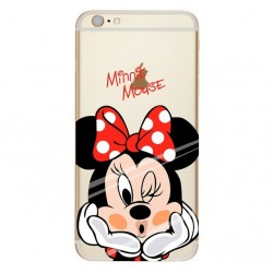 CAPA TRASEIRA MINNIE MOUSE SAMSUNG GALAXY S3/S3 NEO TRANSPARENTE Galaxy S3|S3 NEO