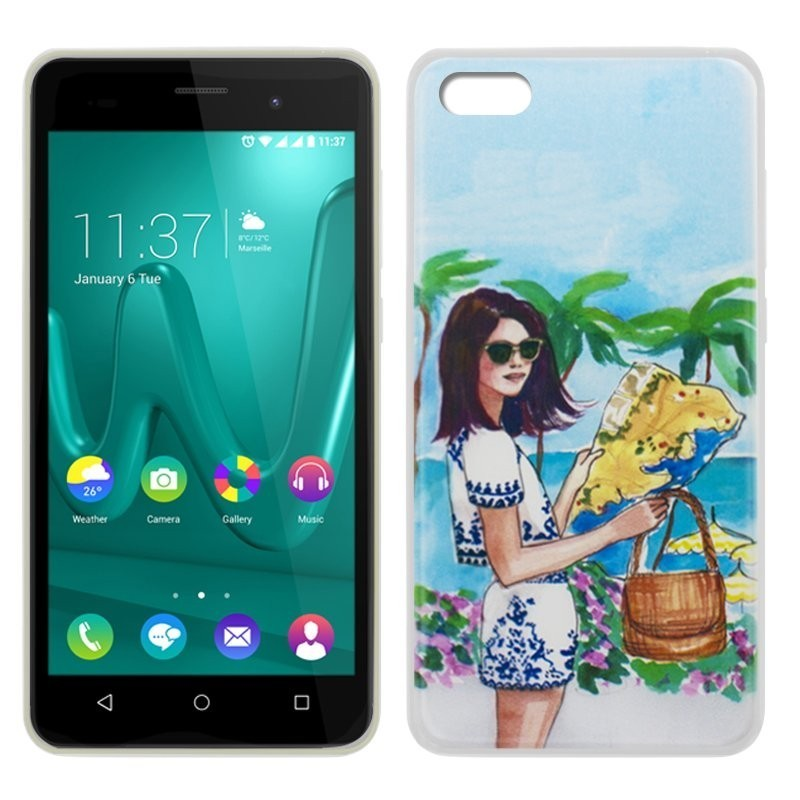 Capa Wiko Lenny 3 / Jerry Design Travel Lenny 3