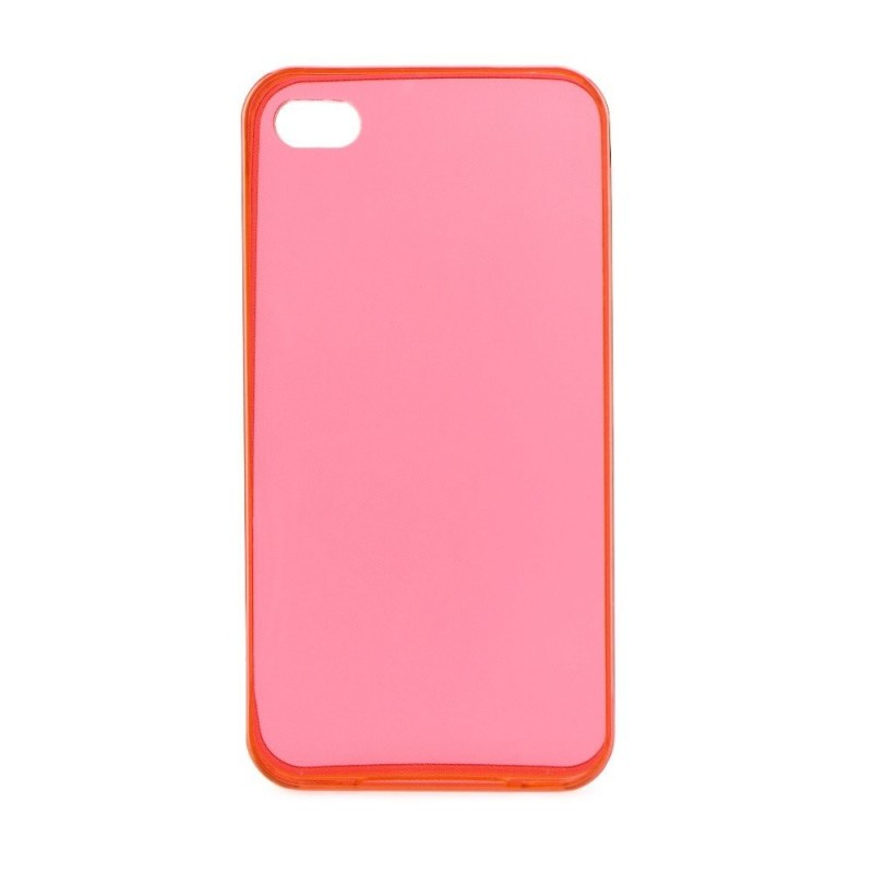 CAPA TRASEIRA ULTRA SLIM IPHONE 6/6S ROSA iPhone 6|6S