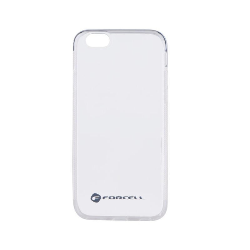 CAPA TRASEIRA FORCELL IPHONE 6/6S TRANSPARENTE