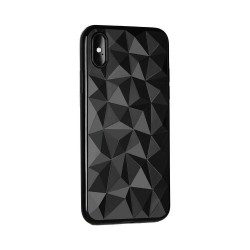 Capa Traseira Prisma iPhone 7/8 Plus Preta iPhone 7|8 Plus