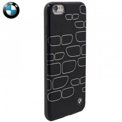 Capa iPhone 6 Plus / 6s Plus Oficial BMW Faros Preto iPhone 6|6s Plus