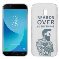 Capa Samsung J730 Galaxy J7 (2017) Design Tattoo Galaxy J7 2017