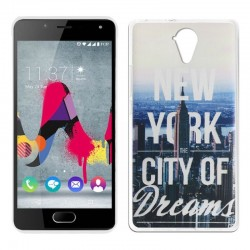 Capa Wiko U Feel Lite Design New York U Feel Lite