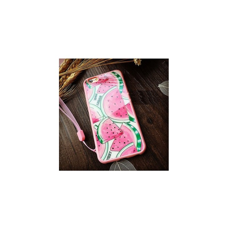 CAPA TRASEIRA FRUTA IPHONE 7 PLUS iPhone 7|8 Plus