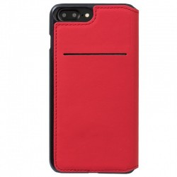 Capa Flip Cover iPhone 7 Plus / iPhone 8 Plus Oficial Ferrari Vermelho iPhone 7|8 Plus