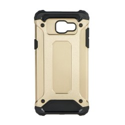 CAPA TRASEIRA FORCELL ARMOR HUAWEI Y5 2017 DOURADA Y5 2017