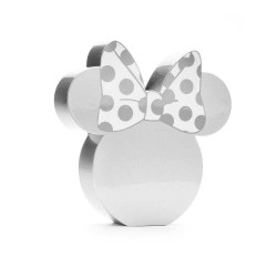 Power Bank Disney Minnie Cinza