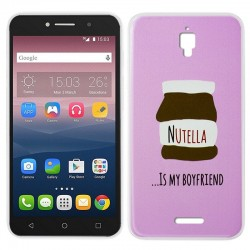 Capa Alcatel Pixi 4 (6) 4G Design Chocolate Pixi 4 (6) | A2 XL