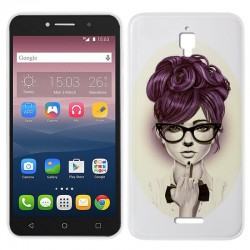 Capa Alcatel Pixi 4 (6) 4G Design Girl Pixi 4 (6) | A2 XL