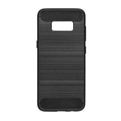 Capa Traseira Forcell Carbon iPhone XS Max (Preta) iPhone XS Max