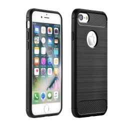 Capa Traseira Forcell Carbon iPhone XR (Preta) iPhone XR
