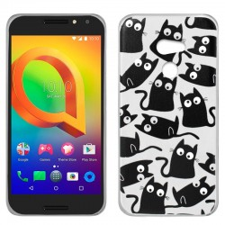 Capa Alcatel A3 Cats Galaxy A3