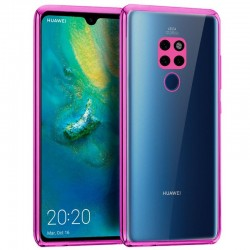 Capa Huawei Mate 20 Borda Metalizado (Rosa) Mate 20