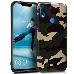 Capa Huawei P Smart Plus Design Militar P Smart Plus