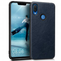 Capa Huawei P Smart Plus Leather Pele Marino P Smart Plus