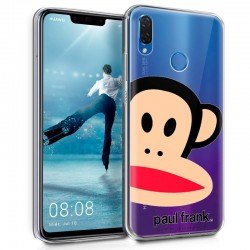 Capa Huawei P Smart Plus Oficial Paul Frank Julius P Smart Plus