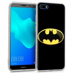 Capa Huawei Y5 (2018) / Honor 7S Oficial DC Batman Y5 (2018) | Honor 7S