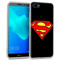 Capa Huawei Y5 (2018) / Honor 7S Oficial DC Superman Y5 (2018) | Honor 7S