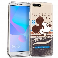 Capa Huawei Y6 (2018) / Honor 7A Oficial Disney Mickey Y6 (2018) | Honor 7A
