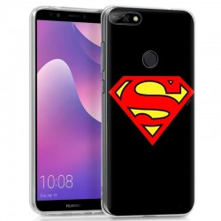 Capa Huawei Y7 (2018) / Honor 7C Oficial DC Superman Y7 (2018) | Honor 7C