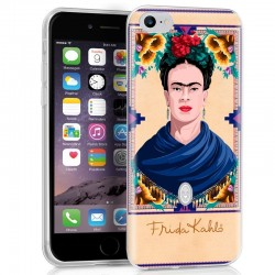 Capa iPhone 6 / 6s Oficial Frida Kahlo Woman iPhone 6|6S