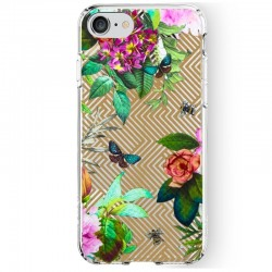 Capa iPhone 7 / iPhone 8 Oficial Accessorize Flores iPhone 6|6S