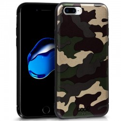 Capa iPhone 7 Plus / iPhone 8 Plus Design Militar iPhone 7|8 Plus