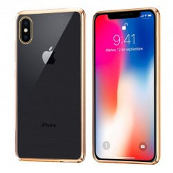 Capa iPhone X Borda...