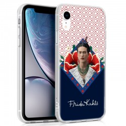Capa iPhone XR Oficial Frida Kahlo Female iPhone XR