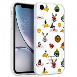 Capa iPhone XR Oficial Looney Tunes Caras iPhone XR