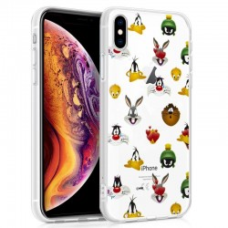 Capa iPhone XS Max Oficial Looney Tunes Caras iPhone XS Max