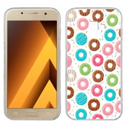 Capa Samsung A320 Galaxy A3 (2017) Clear Cookies Galaxy A3 2017