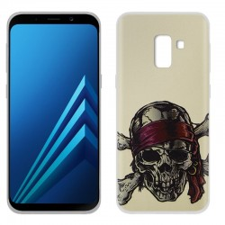 Capa Samsung A530 Galaxy A8 (2018) Design Pirata Galaxy A8 (2018)