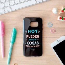 Capa Samsung G930 Galaxy S7 Oficial Mr Wonderful Hoy Galaxy S7 G930