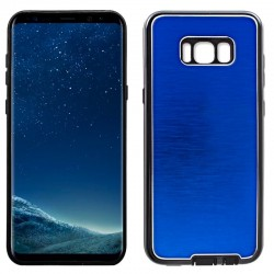 Capa Samsung G955 Galaxy S8 Plus Aluminio Azul Galaxy S8 Plus