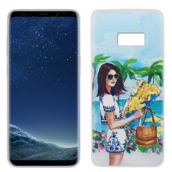 Capa Samsung G955 Galaxy S8 Plus Design Travel Galaxy S8 Plus