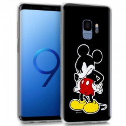 Capa Samsung G960 Galaxy S9 Oficial Disney Black Mickey Galaxy S9