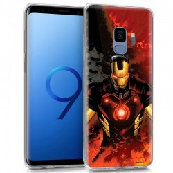 Capa Samsung G960 Galaxy S9 Oficial Marvel Iron Man Galaxy S9