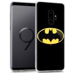 Capa Samsung G965 Galaxy S9 Plus Oficial DC Batman Galaxy S9 Plus