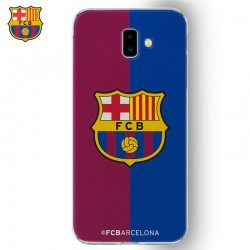 Capa Samsung J610 Galaxy J6 Plus Oficial Futebol F.C. Barcelona Galaxy J6 Plus