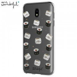 Capa Samsung J730 Galaxy J7 (2017) Oficial Mr Wonderful Sushi Galaxy J7 2017