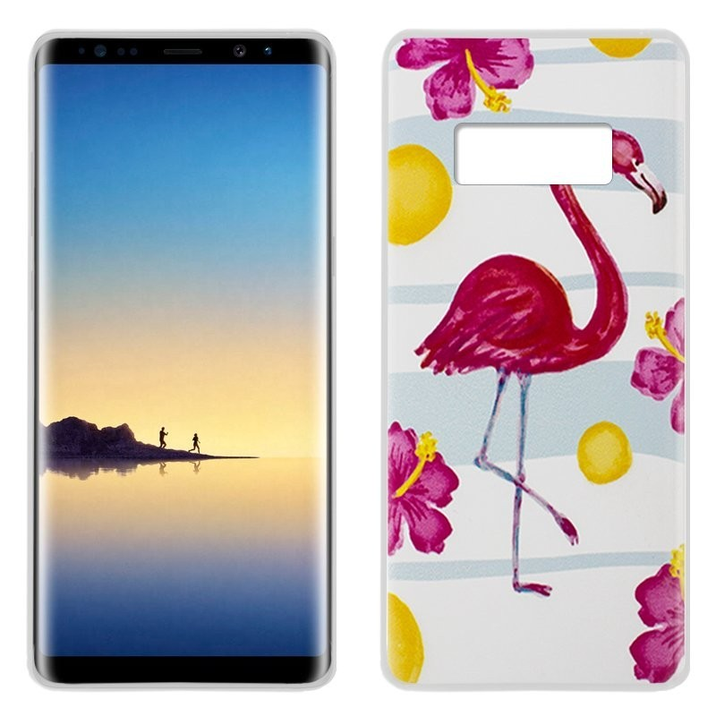 Capa Samsung N950 Galaxy Note 8 Design Flamengo Galaxy Note 8